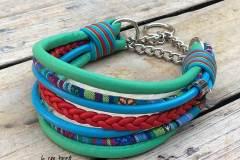Hundehalsband-6-cm-breit-Zugstopp