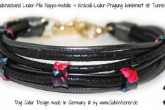 Dog-Collar-Design-made-in-Germany-©-by-www.GabiWeisner-Transfer-Flesh-Tunnel-3