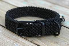 Hundehalsband-reflektierend-schwarz_3_cm_breit_1