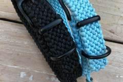 Hundehalsband-reflektierend-schwarz_hellblau_3_cm_breit_1