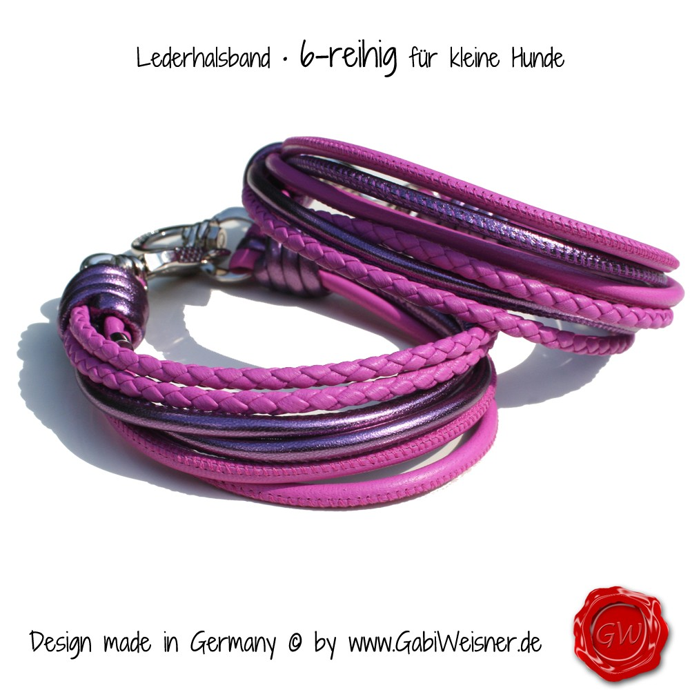 Halsband-für-kleine-Hunde-Chihuahua-pink-4