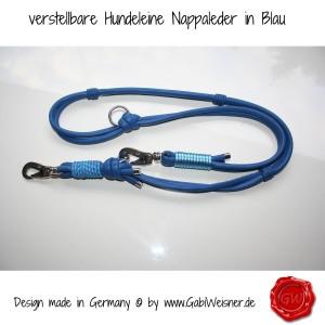 Lederleine-Nappaleder-Blau-1