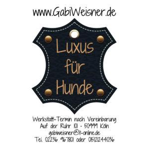 Gabi Weisner Werkstatt Luxus für Hunde