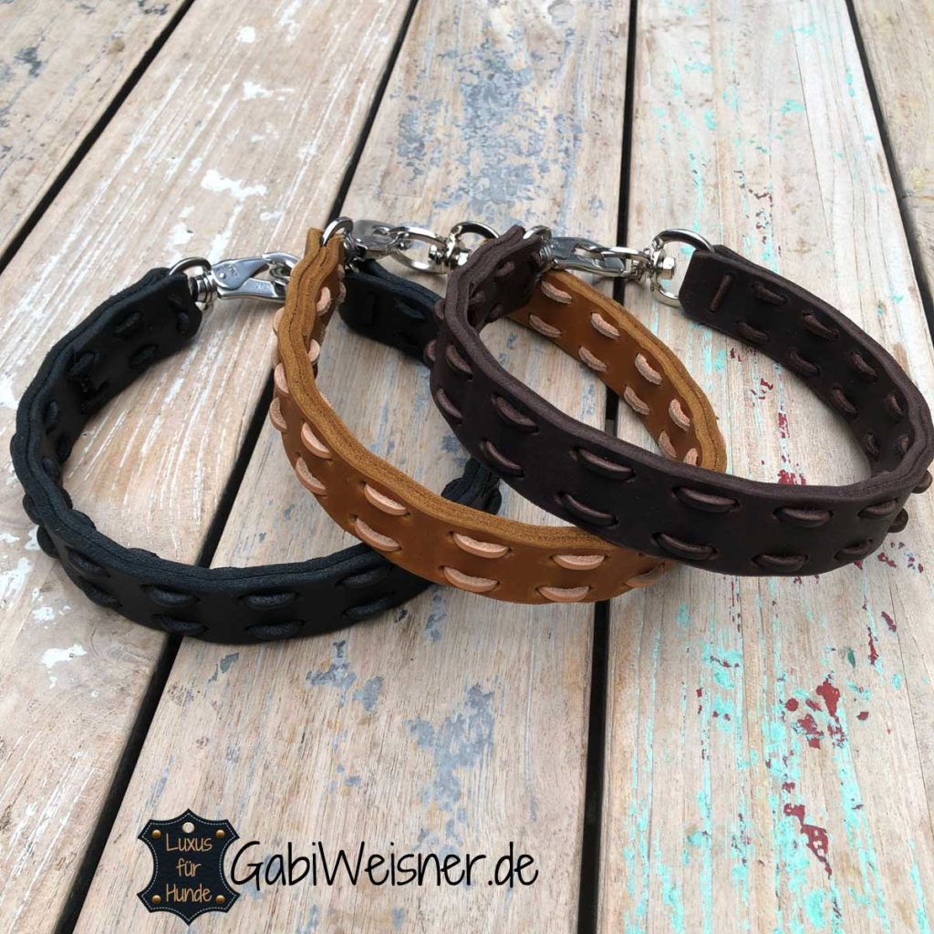 Halsbänder für große Hunde
